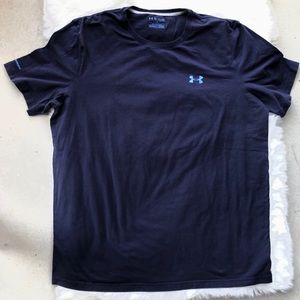 Under Armor loose fit shirt tee shirt sleeve XXL